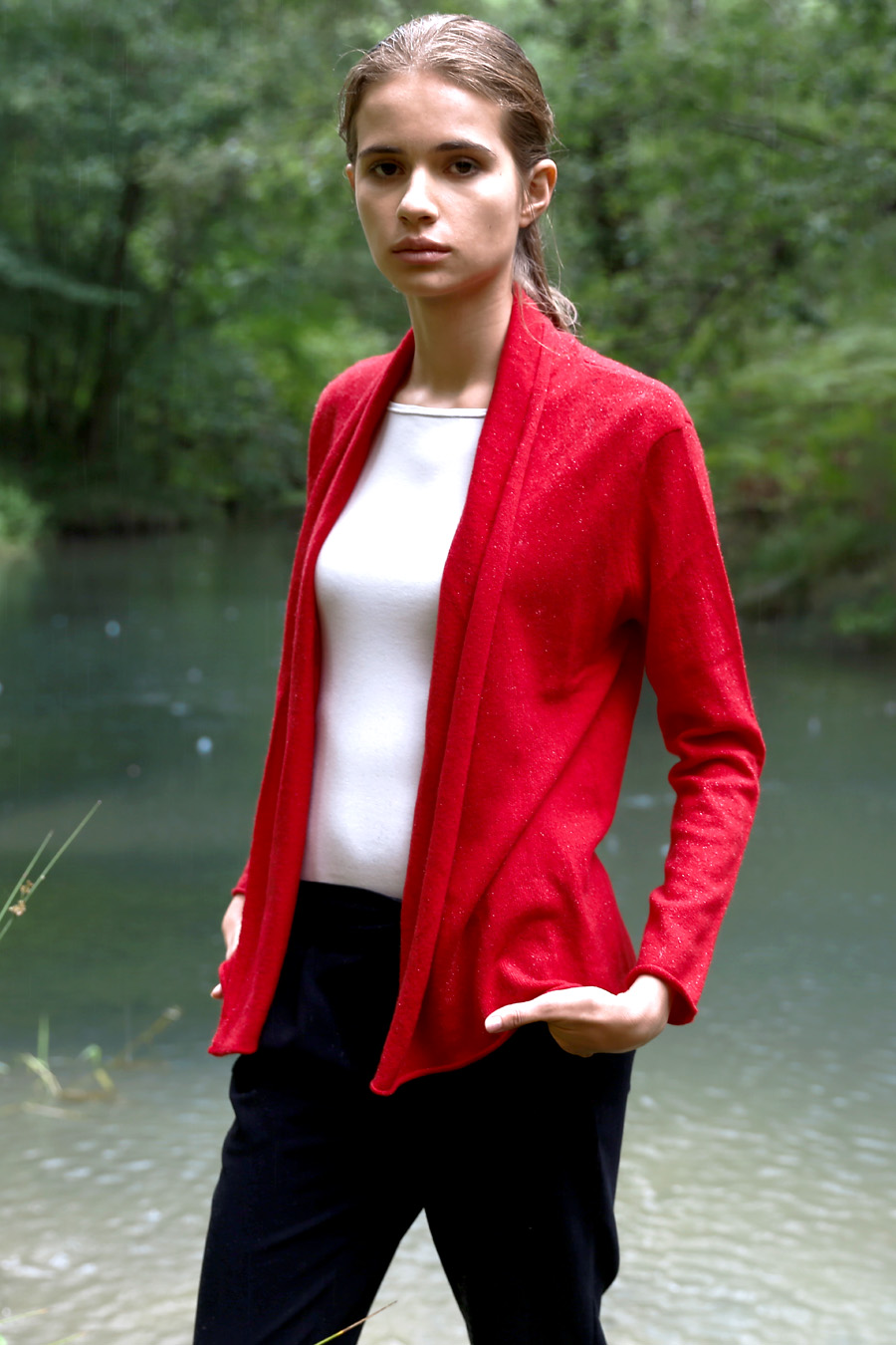 Collection Femme Cardigan Cachemire - Automne hiver 2015/16