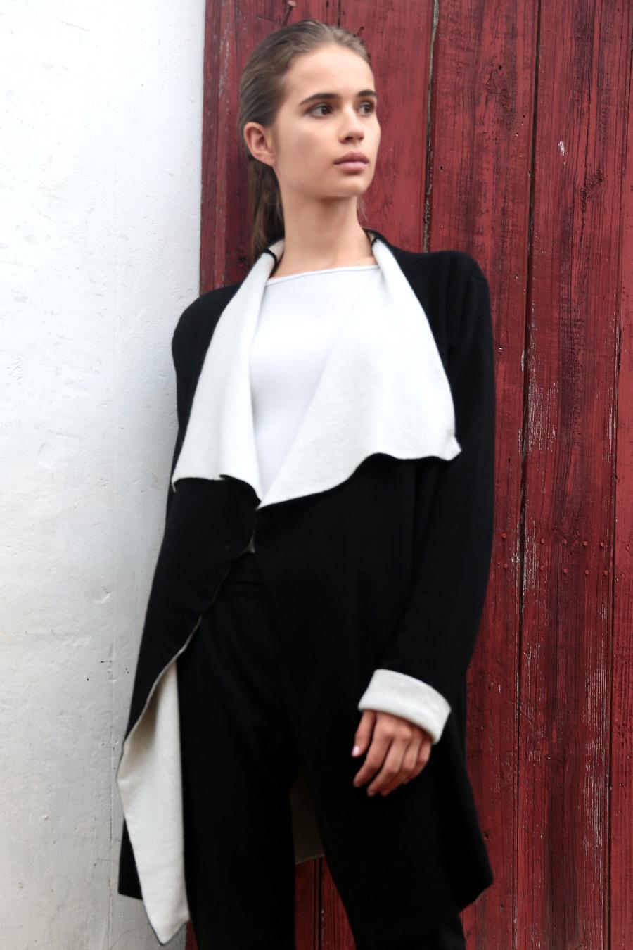 Collection Femme Gilet Cachemire - Automne hiver 2015/16