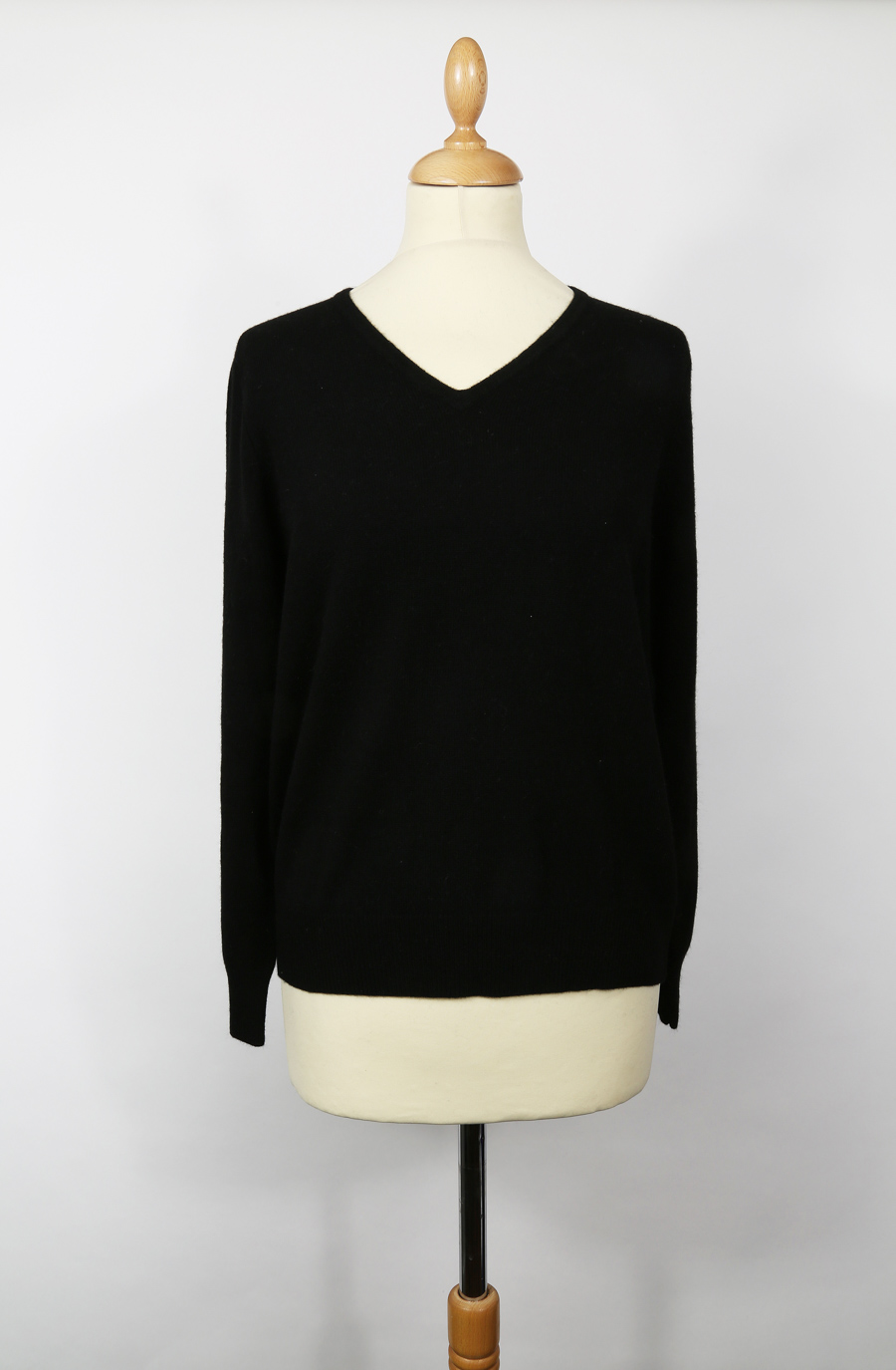 Pull en cachemire col V Maryline