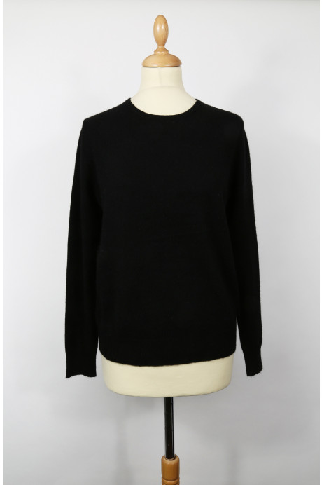 Pull en cachemire col V Maryline (Pull)