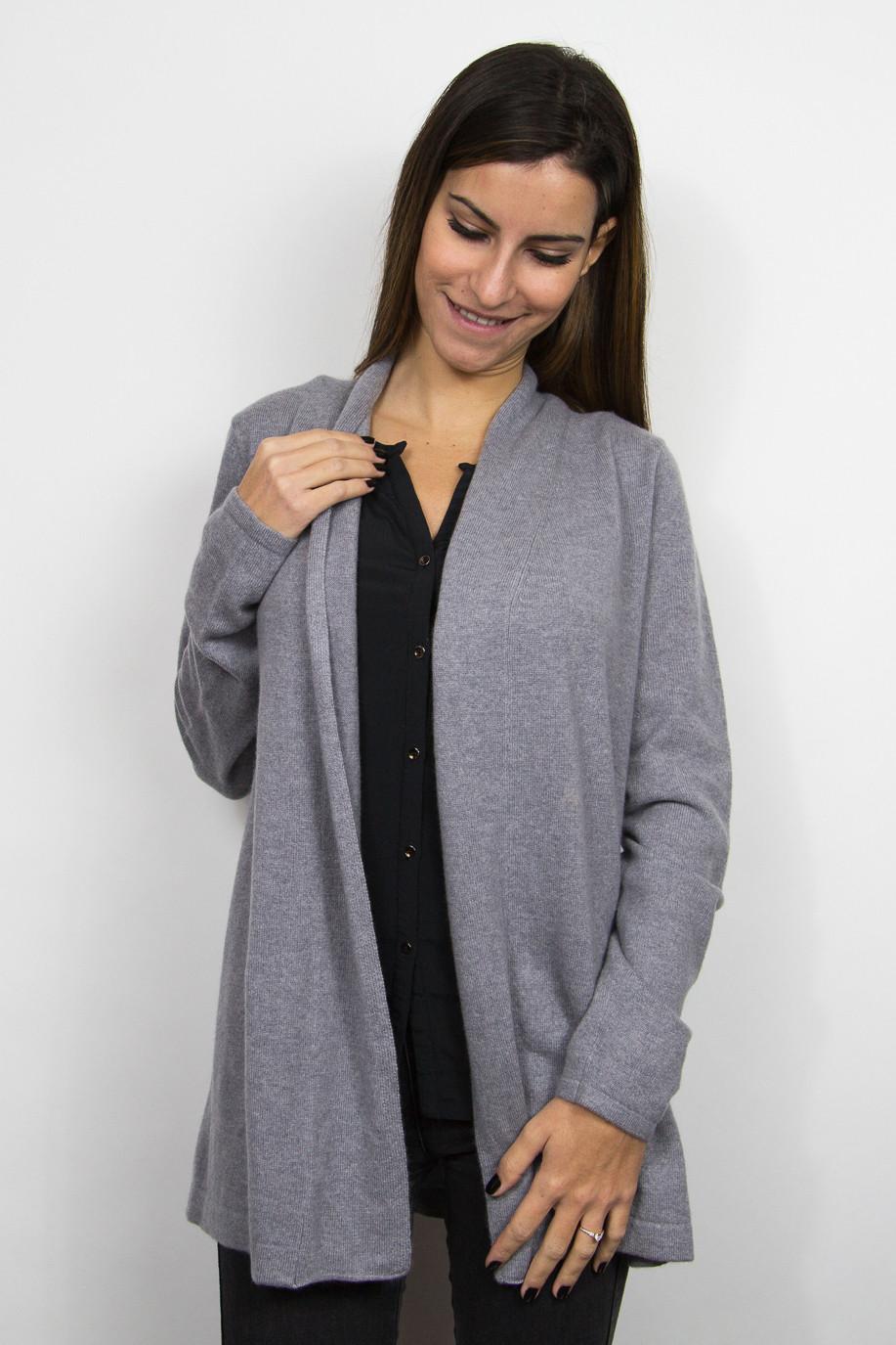 choisir le dernier amazon obtenir de nouveaux Gilet-veste cachemire femme ELORA, 100% cachemire