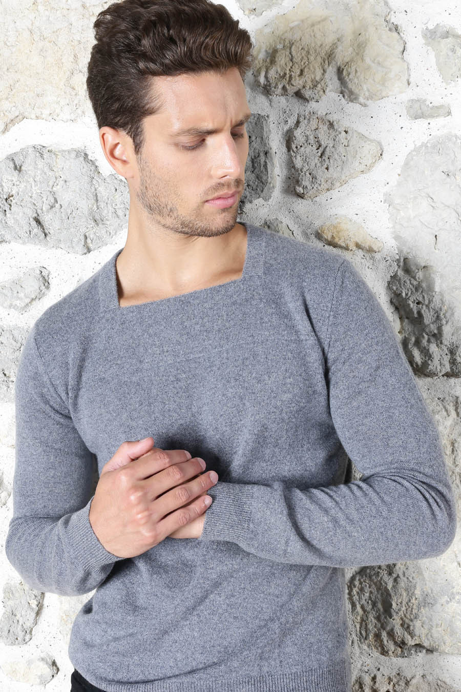 Pull cachemire homme DARRION