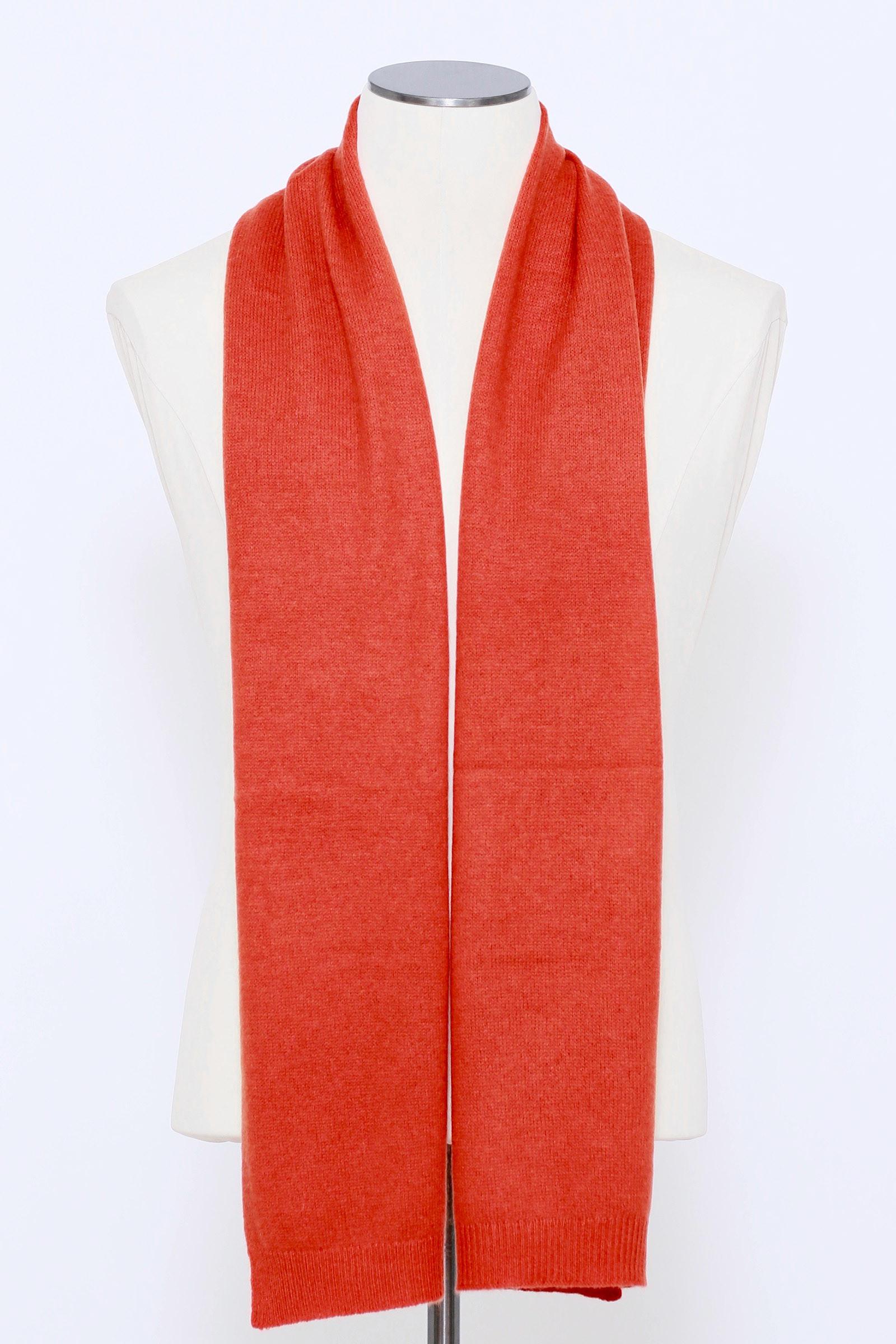 Écharpe tricotée 100% cachemire DIEGO GARCIA
