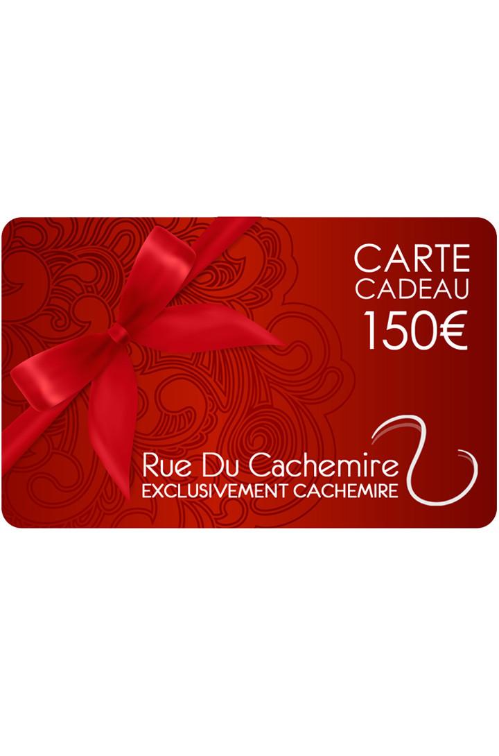 Carte cadeau 150 Eur