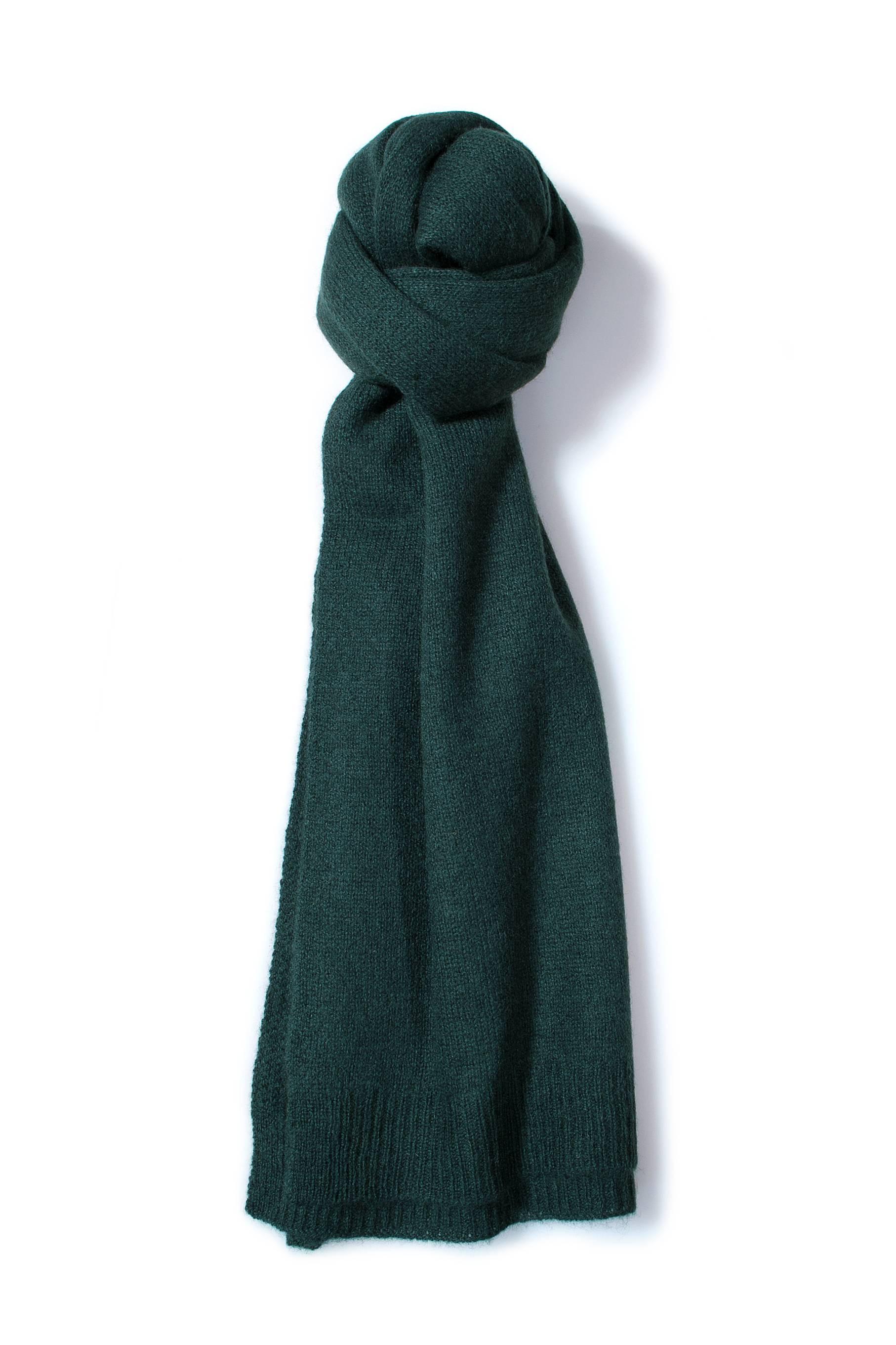 Écharpe tricotée cachemire DIEGO GARCIA