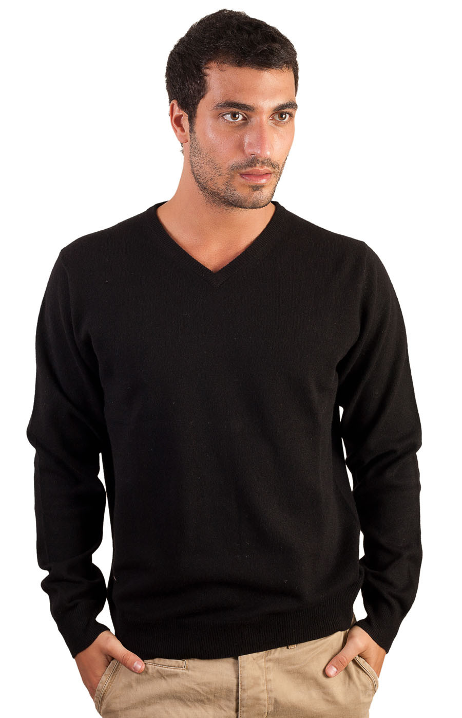 Pull cachemire homme LONDON