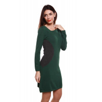 Robe Amarante - Lana Di Capra