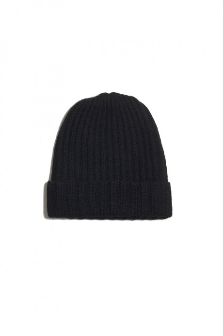 Bonnet cachemire CHOPOK noir