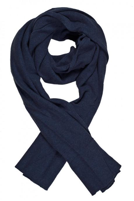 Etole cachemire SONAAM bleu jeans