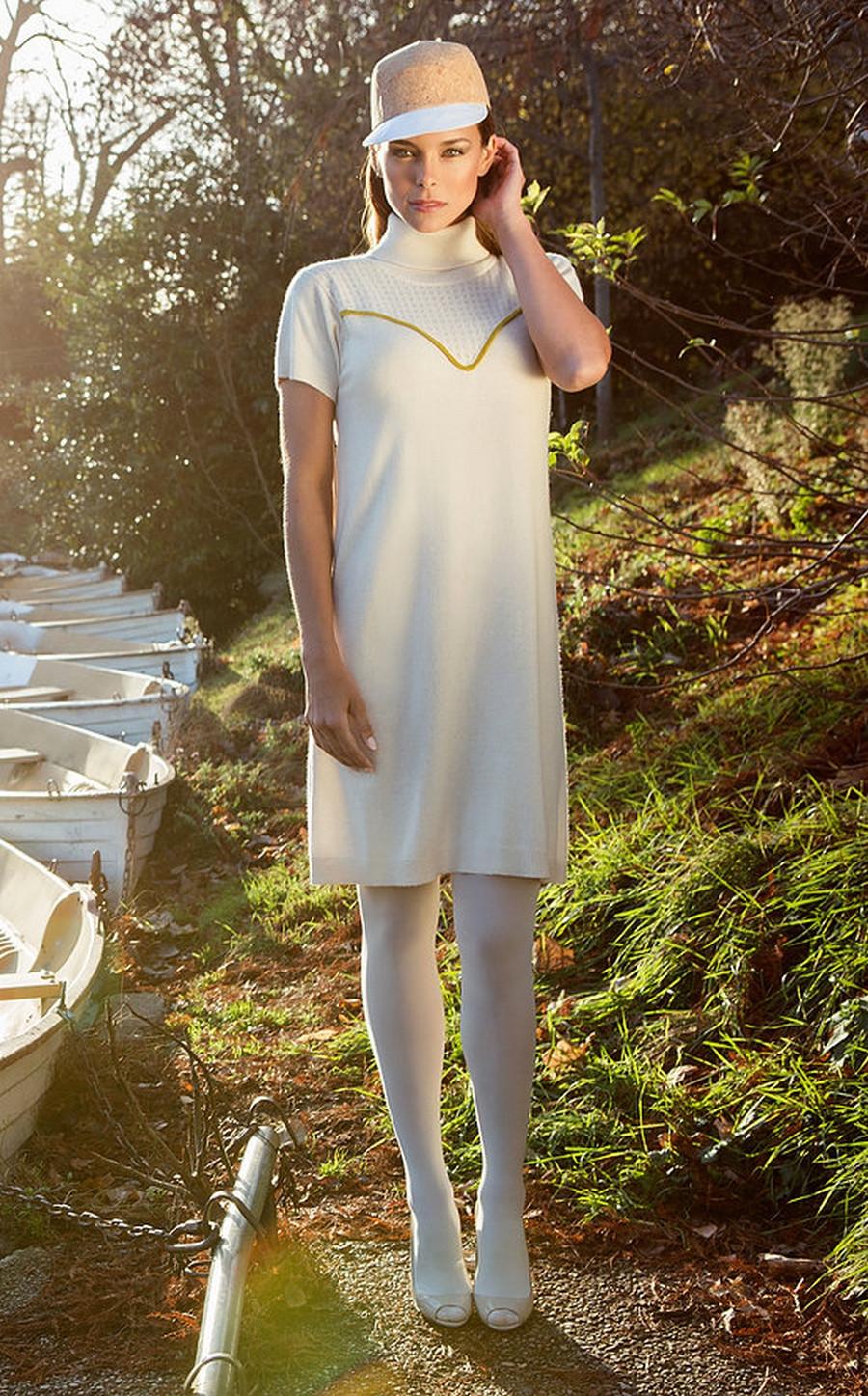 Robe Monarque - Lana di capra (Pull)
