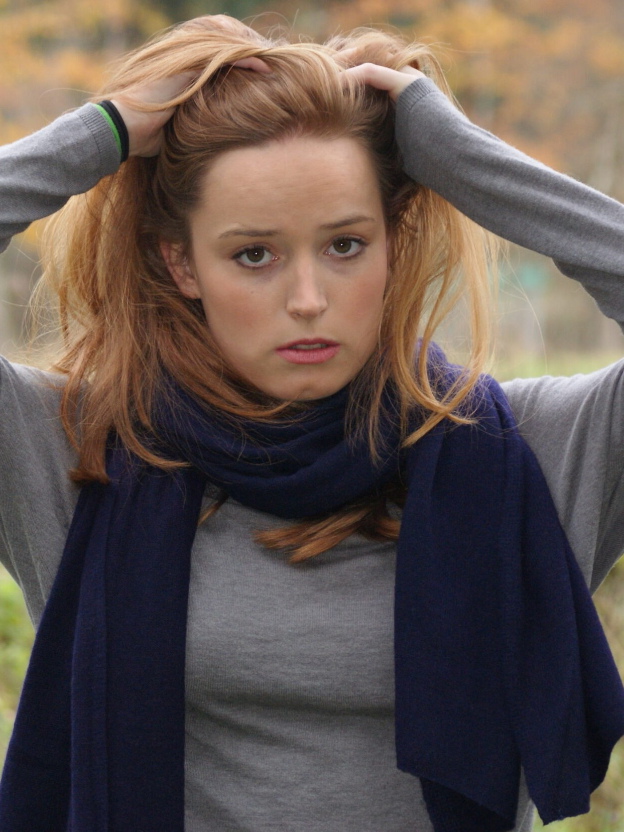 Pashmina bleu épais cachemire - HIMMATI