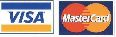 cartes visa et mastercard
